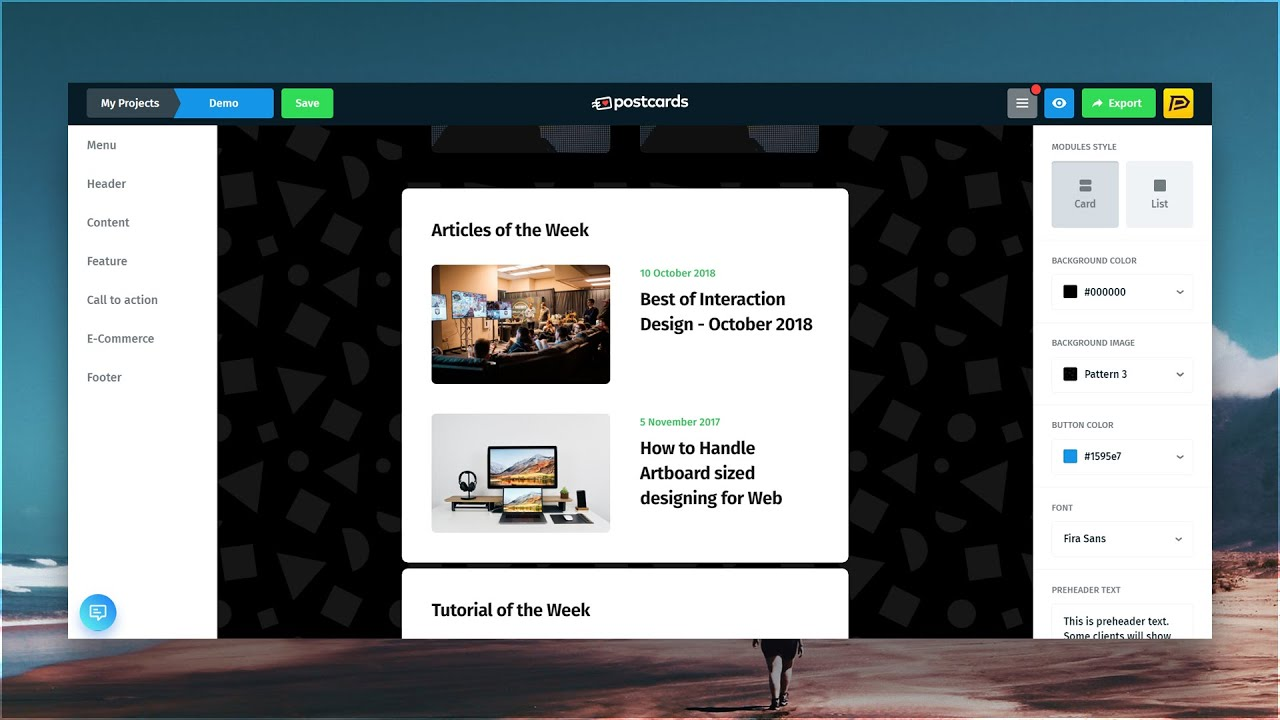 Best Free Responsive Html Email Template Builders For 2020 By Andrew Laurentiu Medium