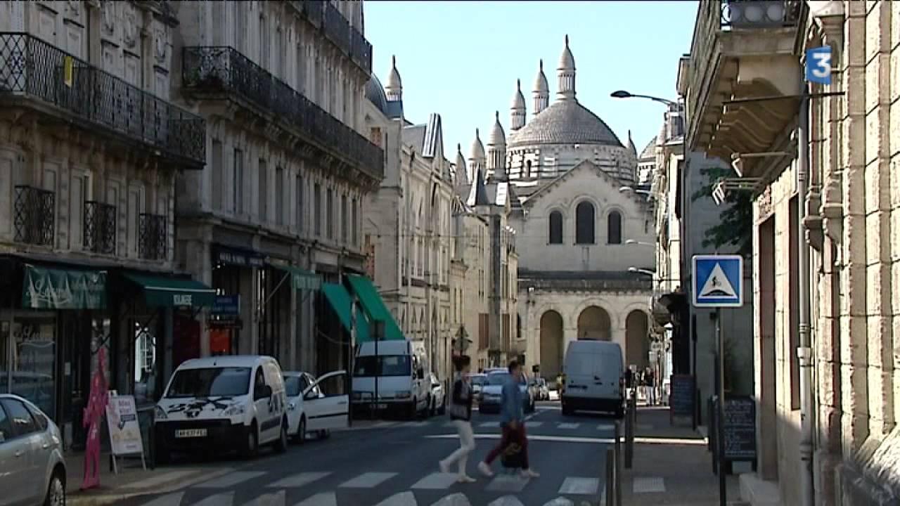 P rigueux centre ville voyages cartes - Centre commercial perigueux ...