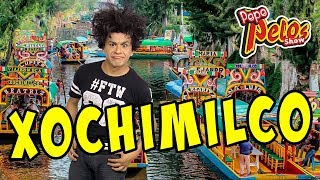Xochimilco segun Pepe Pelos