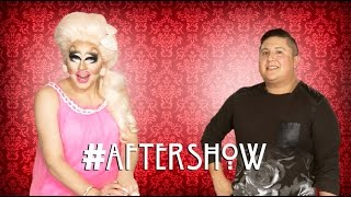 Trixie Mattel & Edward Hansen on American Horror Story: Hotel Episode 3 #AfterShow