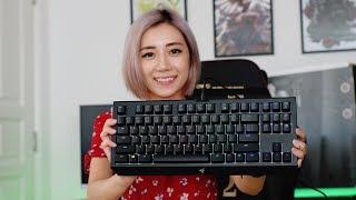 Razer Blackwidow Tournament Edition Chroma V2 - Portable Gaming Keyboard