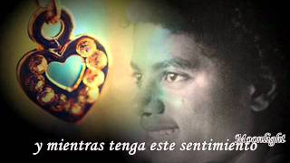 MICHAEL JACKSON -WHEN I COME OF AGE-  (Subtitulado)