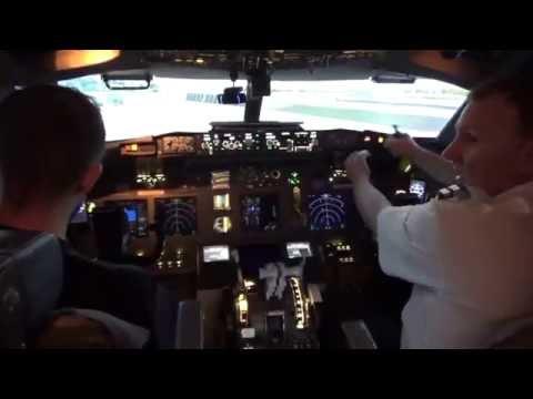 Flight Deck Experience Manchester