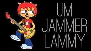 『RSS』Um Jammer Lammy