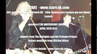 STARE - UK Indie Rock Band - Promo 2012