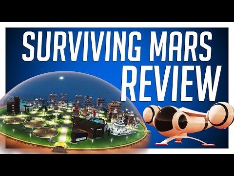 Surviving Mars Review