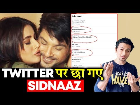 Sidharth And Shehnaz Trends On Twitter; Here's Why | SidNaaz