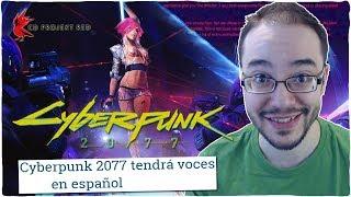 CYBERPUNK 2077 es el REY del E3 2018