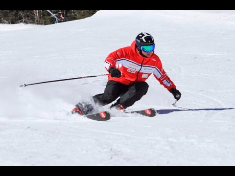 kevin skiing 2017 CSIA L2