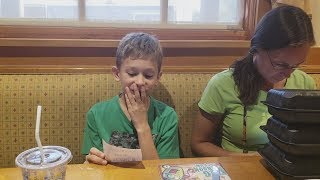 I Bought My Son 10,000 V-Bucks For His 10th Birthday! (My Son's Reaction To Getting 10,000 VBUCKS)