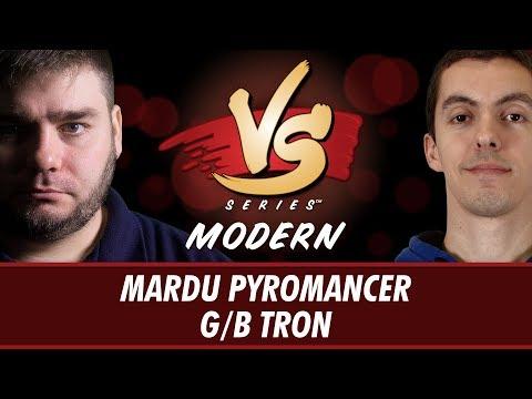 2/13/2018 - Todd VS Jim: Mardu Pyromancer vs G/B Tron [Modern]