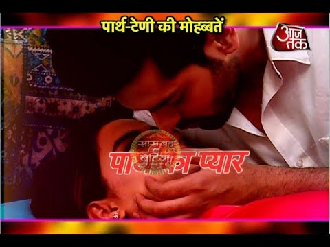 Dil Se Dil Tak: HOT KISS Of Parth & Teni!