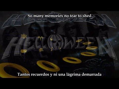 Helloween Sole Survivor Subtitulos en Español y lyrics (HD)