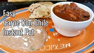 Carne Con Chile Colorado