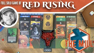 Full Solo Game of Red Rising - The Mill