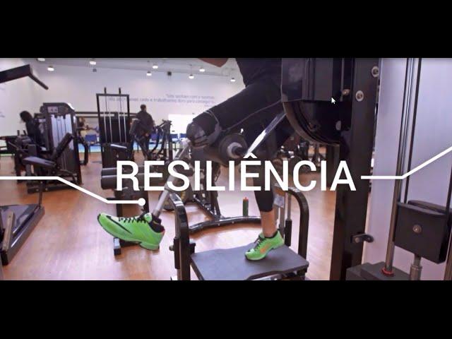 #AbraceoEsporte - Resiliência