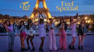 [KPOP IN PUBLIC PARIS*] TWICE (트와이스) Feel Special  커버댄스 Dance Cover By Young Nation Dance (YND)