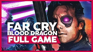 Blood Dragon   Full Gameplay/Playthrough   PS3   No Commentary