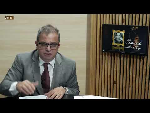 Programa Entretanto com o Magistrado e Escritor, Dr Renato Zupo