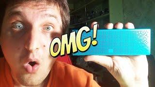 ОБЗОР XiaoMi Bluetooth 4.0 Speaker ► лучшая портативная колонка до 50$