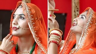 Ghoomar Dance on Padmaavat Ghoomar Song | RougePouts