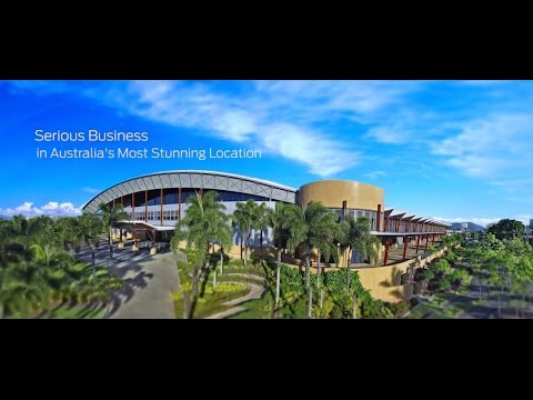 CAIRNS Convention Centre - Serious Business in Australia's Most Stunning Location