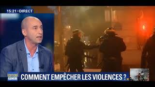 LE CRI DE COLÈRE DES POLICIERS !!!