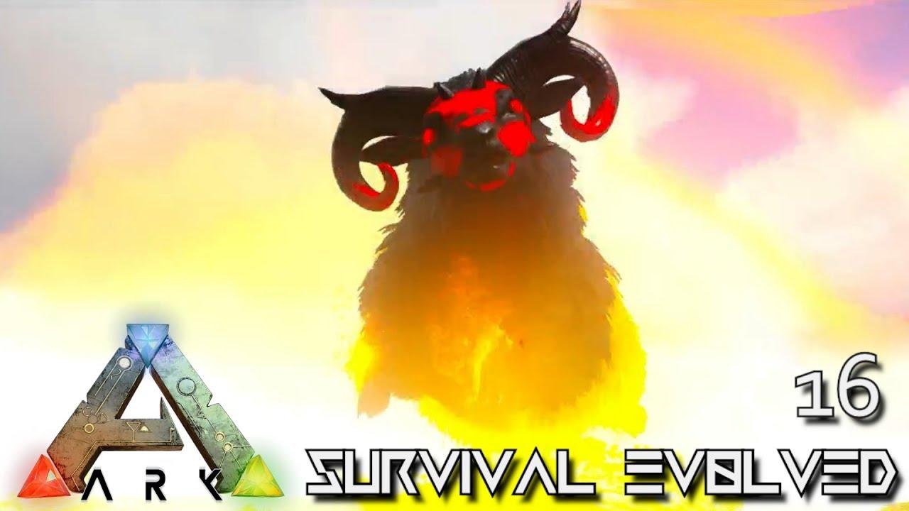 Ark Survival Evolved My First Demonic Tame Primal Fear Iso Crystal Isles E16 Youtube Der daedon ist durch seinen gesundheitsbonus ein starker gegner in ark: ark survival evolved my first demonic tame primal fear iso crystal isles e16