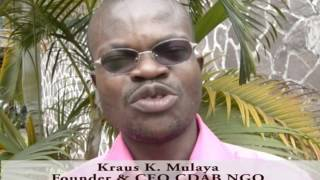 DRC : e Learning for the Gifted  underprivileged children by Kraus Mulaya
