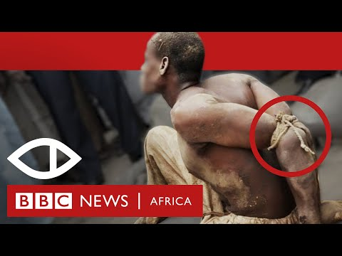 Torture Virus: Tabay 'Rampant' Among Nigeria's Security Forces  - BBC Africa Eye [2020]