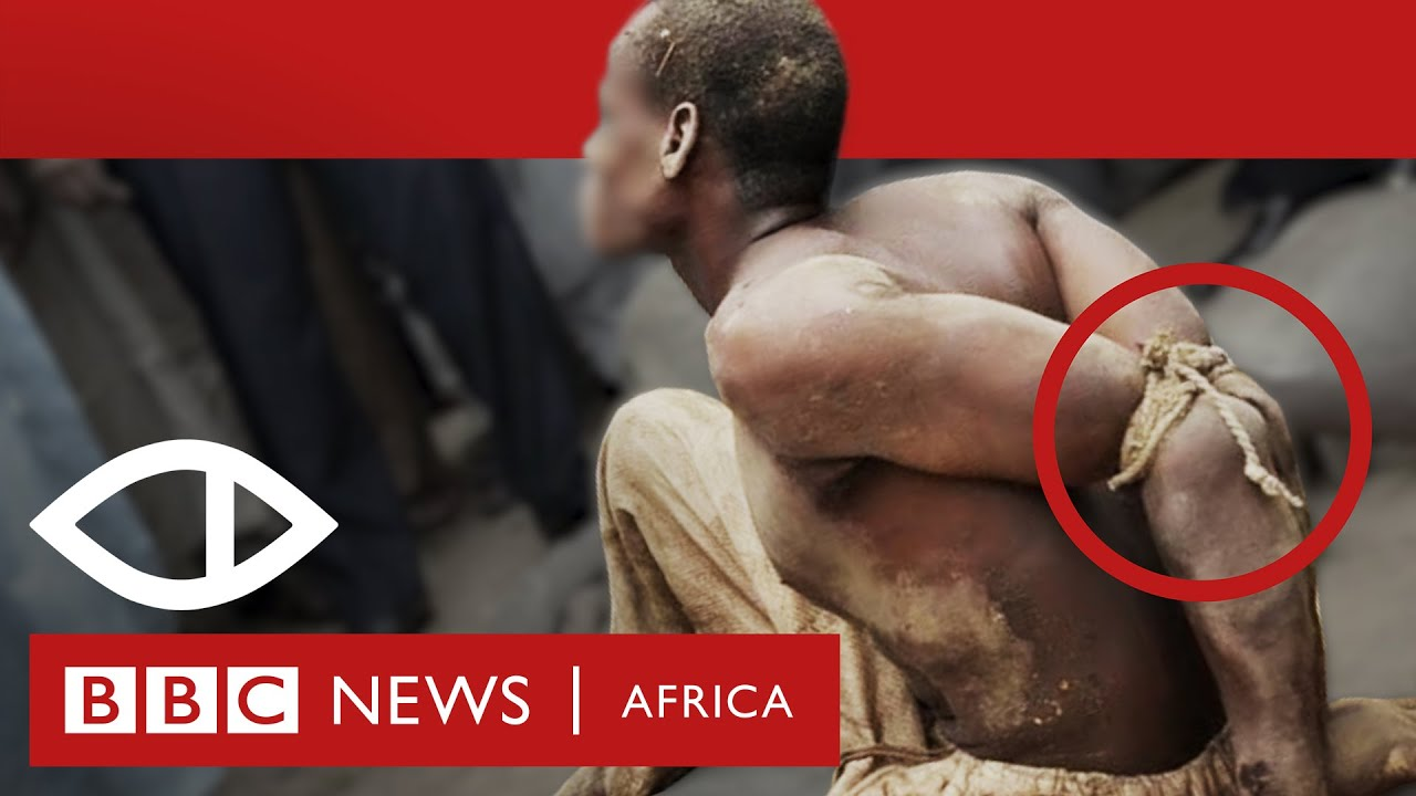 The Torture Virus: Tabay 'rampant' among Nigeria's security forces  - BBC Africa Eye docum