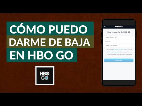Cómo Darse de Baja o Cancelar la Suscripción a HBO