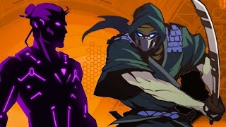 ТИТАН я иду игра Shadow Fight 2 Бой с тенью #55 Ассасин Падальщик Морок Пандемия Хлыст Душегуб #КИД