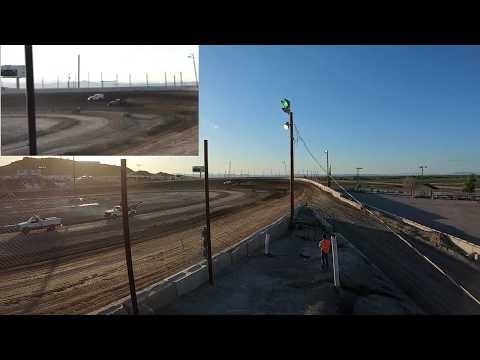 Rattlesnake Raceway 5/4/19 Mod Mini Heat #1