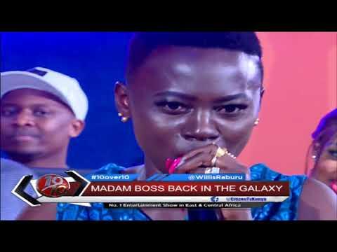 Akothe Madam Boss on the ten again #10Over10