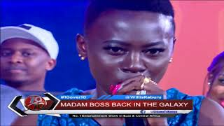 Akothee Madam Boss on the ten again #10Over10