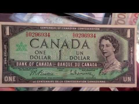 The Canada Paper Currency Collection