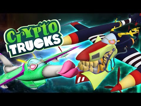 Air Devil VS Peril   Tug Of War   Kids Cartoon   CryptoTruck Videos