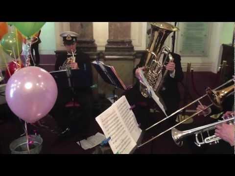 John Cage MUSICIRCUS Centennial Celebration ENO (2 of 3)