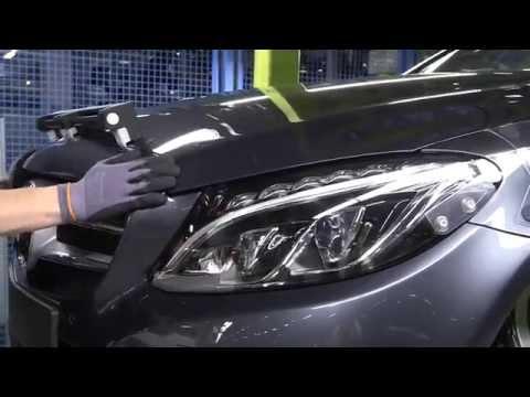 Quá Trình Sản Xuất Mercedes C Class