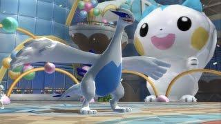 神奇寶貝 Pokemon 洛奇亞/ルギア/Lugia ~ 戰鬥影片