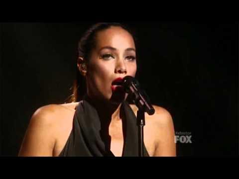 Leona Lewis - Run - XFactor USA Final