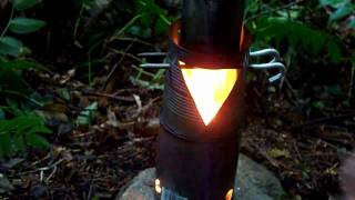 DIY 4-in-1 Backpacking Wood Burning Stove(s)