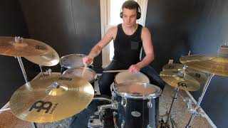 Fly - Marshmello (Drum Cover)