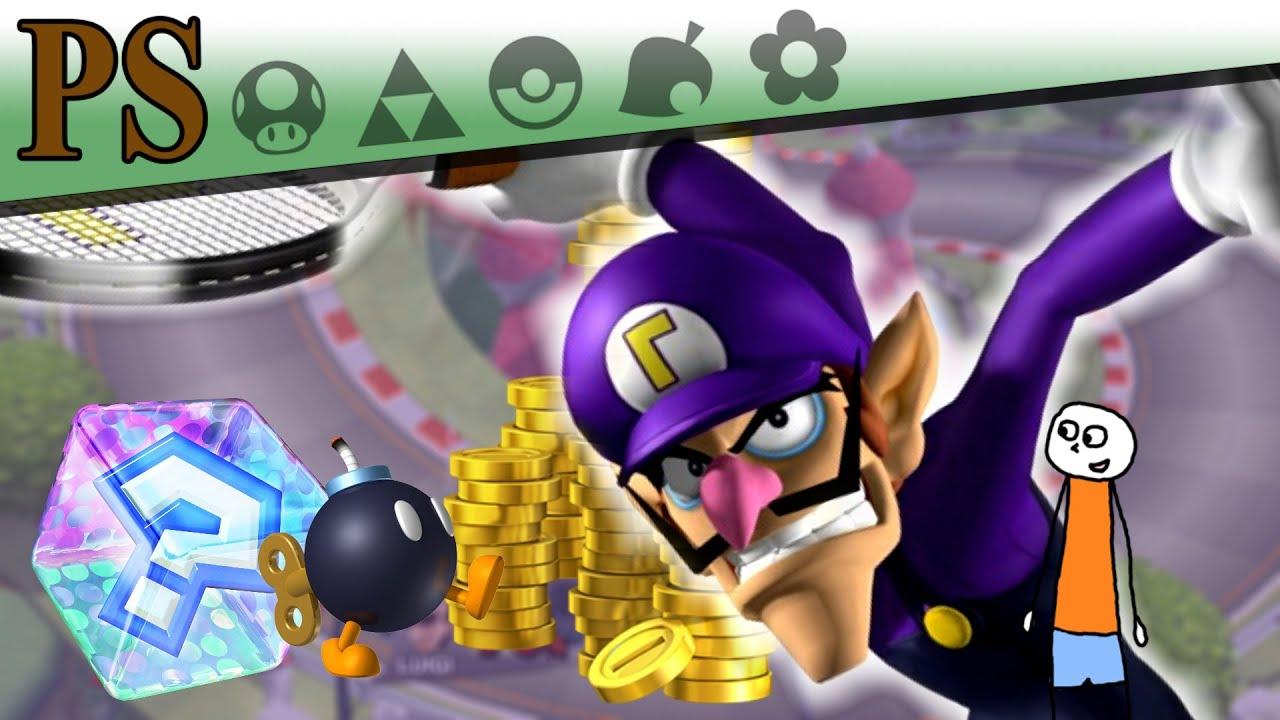 Smash Bros Wii U/3DS - Waluigi Moveset Ideas