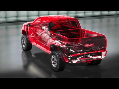 GMC Sierra All Terrain HD Concept Revealed