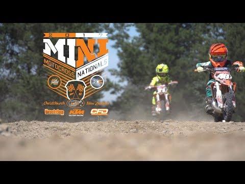 2017 New Zealand Mini Motocross Nationals