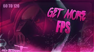 How to get more fps on fortnite (FPS PACK) for free