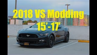 2018 Mustang GT or 15-17? How To Make Your 2015-2017 Mustang As Fast As A 2018