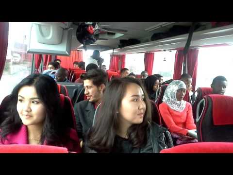 Trips in Turkey, Foreign students